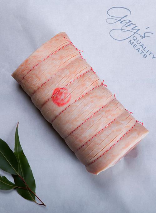 Pork Loin Garys Meats